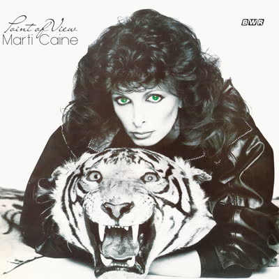 MARTI CAINE / POINT OF VIEW