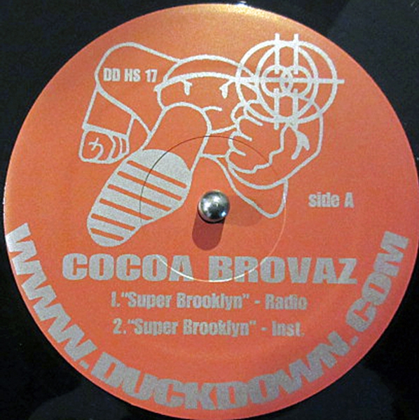 COCOA BROVAZ / SUPER BROOKLYN