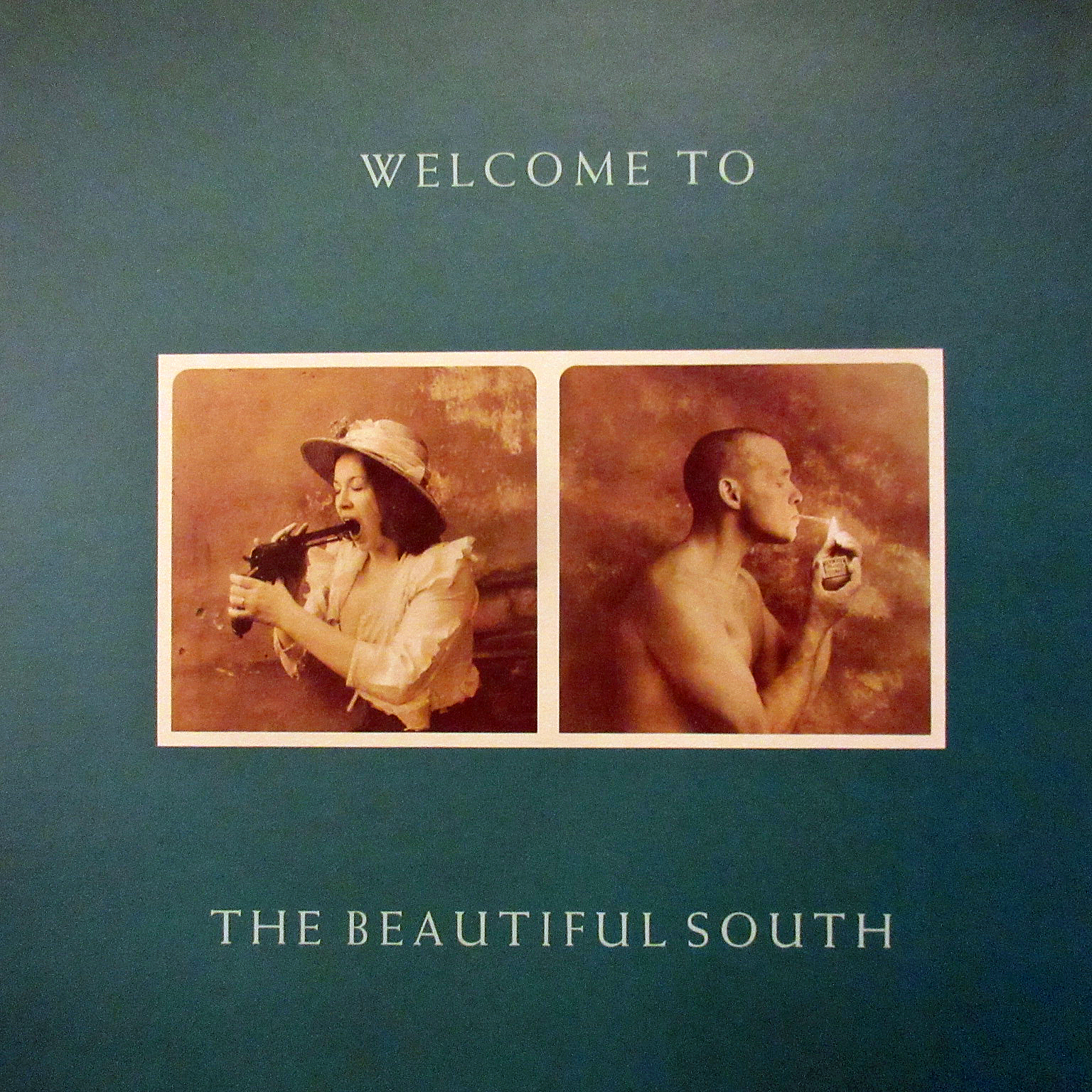 BEAUTIFUL SOUTH / WELCOME TO THE BEAUTIFUL SOUTH
