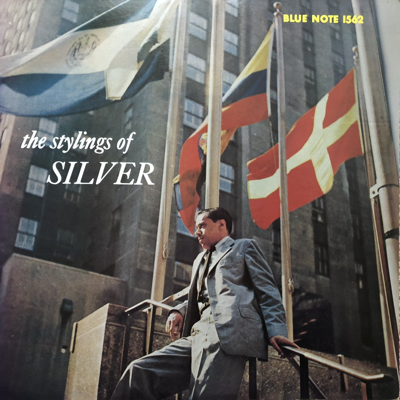 HORACE SILVER QUINTET / STYLINGS OF SILVER