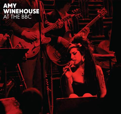 AMY WINEHOUSE / AT THE BBC