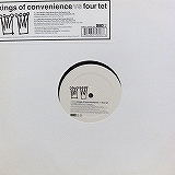KINGS OF CONVENIENCE / VS FOUR TET