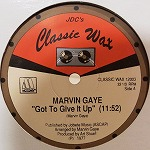 MARVIN GAYE / GOT TO GIVE IT UP