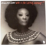 MARLENA SHAW / WHO IS THIS BITCH ANYWAY ?のアナログレコードジャケット