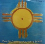 PAUL MCCARTNEY / OU SET EST LE SOLEIL