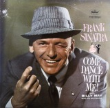 FRANK SINATRA / COME DANCE WITH ME !