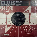 ELVIS PRESLEY / WOODEN HEART