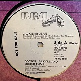 JACKIE MCLEAN / DOCTOR JACKYLL AND MISTER FUNK