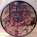 AT THE DRIVE IN & BURNING AIRLINES / SPLITのアナログレコードジャケット