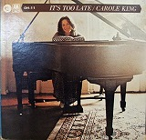 CAROLE KING / IT'S TOO LATE