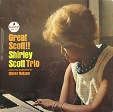 SHIRLEY SCOTT TRIO / GREAT SCOTT!!