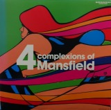 MANSFIELD / 4 COMPLEXIONS OF MANSFIELDのアナログレコードジャケット
