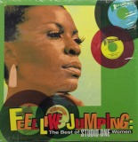 VARIOUS (DAWN PENN、MARCIA GRIFFITHS) / FEEL LIKE JUMPING : THE BEST OF STUDIO ONE WOMENのアナログレコードジャケット