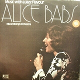 ALICE BABS / MUSIC WITH A JAZZ FLAVOUR