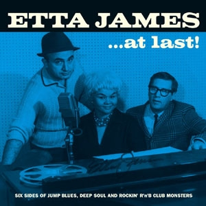 ETTA JAMES / ...AT LAST!