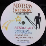 TONY BREVETT & THE ISRAELITES / STARLIGHT EP