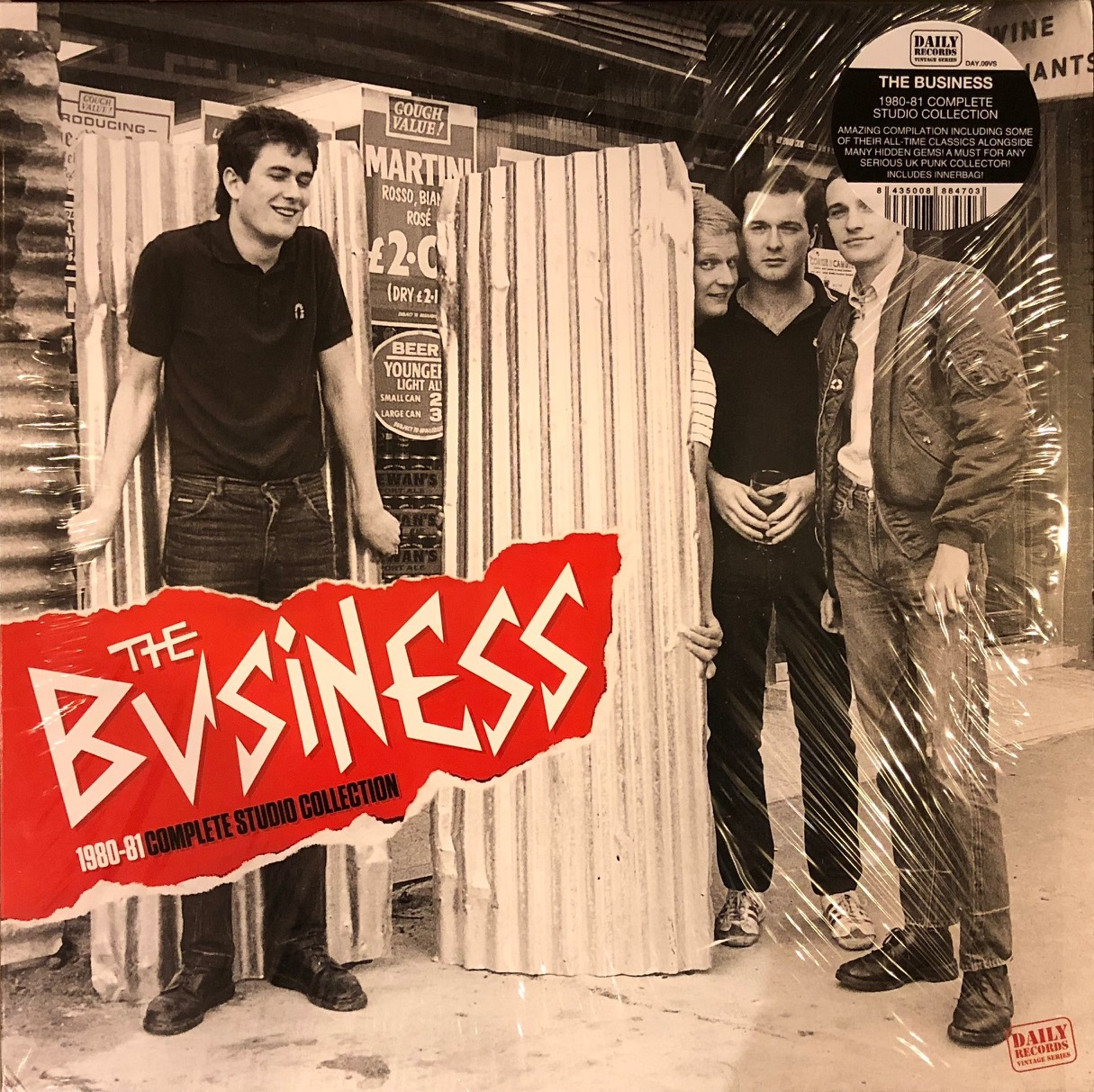 BUSINESS / 1980-81 COMPLETE STUDIO COLLECTION