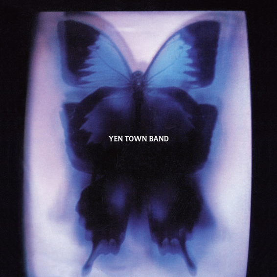 YEN TOWN BAND / SWALLOWTAIL BUTTERFLY〜あいのうた〜7INCH ANALOG RECORD SINGLE