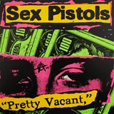 SEX PISTOLS / UGLY ‎/ PRETTY VACANT / DISORDER