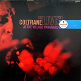JOHN COLTRANE ‎/ LIVE AT THE VILLAGE VANGUARD