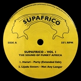 VARIOUS / SUPA FRICO VOL.1 SOUND OF FUNKY AFRICA