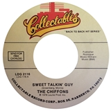 CHIFFONS / SWEET TALKIN GUY