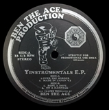 BEN THE ACE / YINSTRUMENTALS E.P