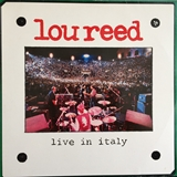 LOU REED / LIVE IN ITALY