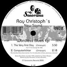 RAY CHRISTOPH'S NEW SOUND / WORDLESS BLUES EP