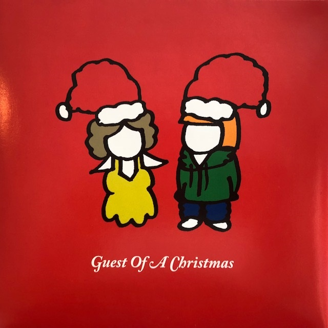 RIDDIM SAUNTER / GUEST OF A CHRISTMAS / SHE IS ALL