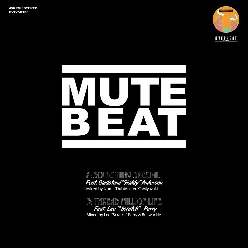 G.ANDERSON、MUTE BEAT / LEE