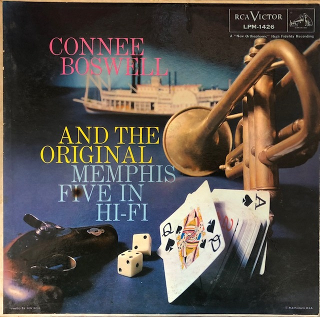 CONNEE BOSWELL / AND THE ORIGINAL MEMPHIS FIVE IN HI-FI