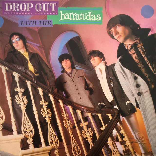 BARRACUDAS / DROP OUT WITH THE BARRACUDAS